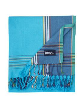 Classic Kikoy Diani Turquoise