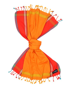 Toto Kikoy Samburu Orange