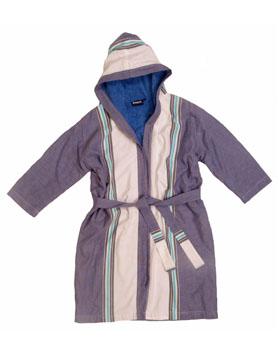 Toto Robe Tatu Blue