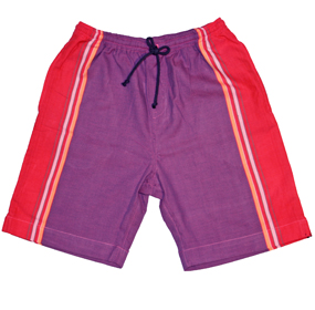 Bahari Shorts Diani Raspberry