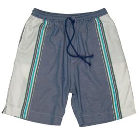 Bahari Shorts Tatu Blue