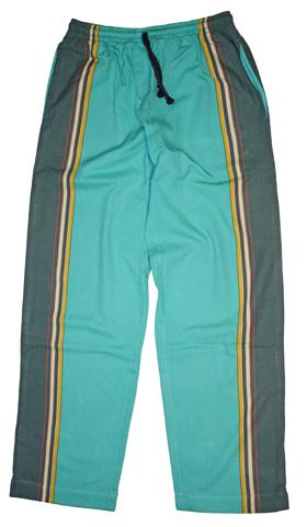 Bahari Trousers - Diani Jade