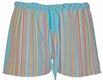 Short Shorts - Watatu Rainbow