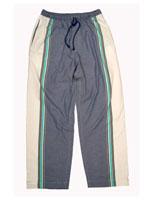 Bahari Trousers - Tatu Blue