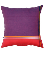 Cushion Cover - Diani Raspberry