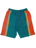 Bahari Shorts Diani Forest Green
