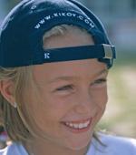Kikoy Baseball Cap - Kikoy Co Blue