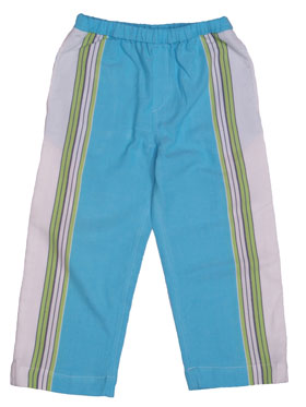 Toto Trousers Tatu Turquoise