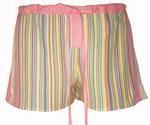 Short Shorts - Peponi Rainbow