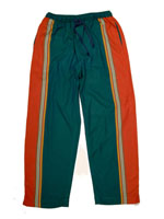 Bahari Trousers - Diani Forest Green