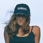 Kikoy Baseball Cap - Kikoy Co Blue