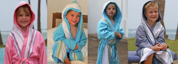 Chilrdrens Robe